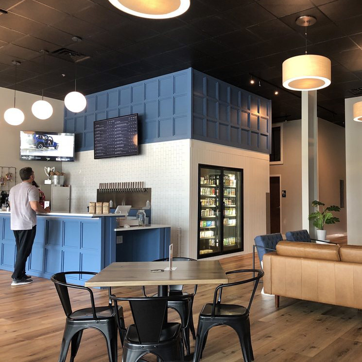 digital craft beer board
